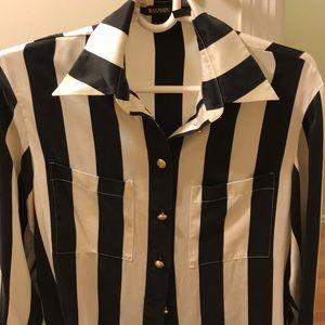BALMAIN X H&M - Button down blouse